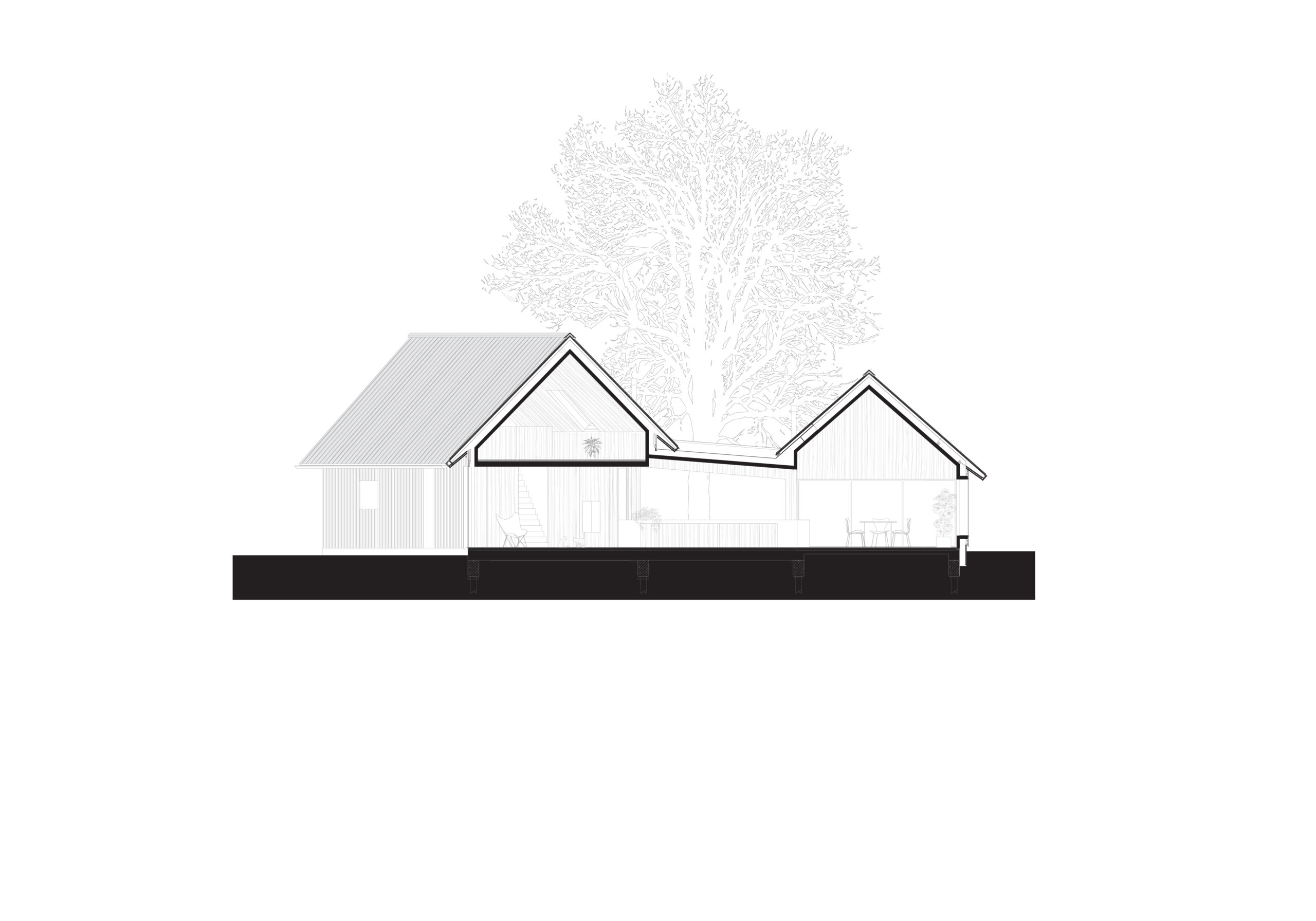 house on the lake architecture
